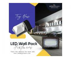 Enhance Your Security Essentials with Wall Pack Lights!