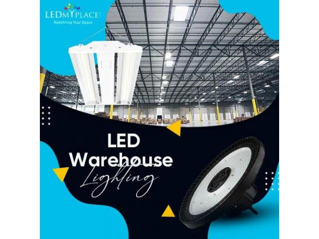 Are you looking for Sharp Warehouse Lighting?