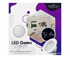 ARE YOU LOOKING FOR GLAMOROUS DOWNLIGHTS FOR HOME?