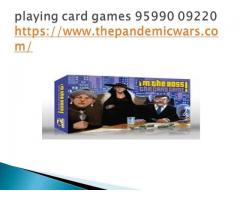 playing card games