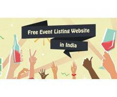Post Your Event for free & Manage Registrations with ease