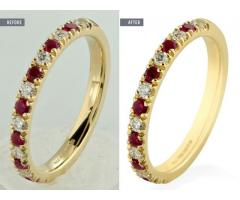 Online Jewelry Photo Editing Service - Global Photo Edit