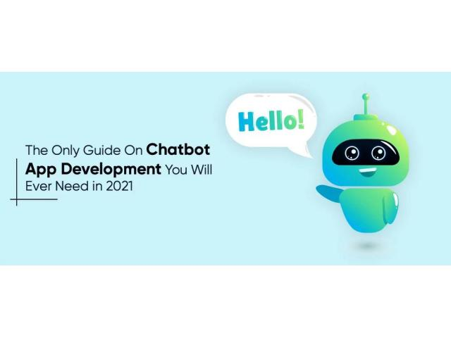 The Only Guide On Chatbot App Development You Will Ever Need in 2021 | X-Byte Enterprise Solutions