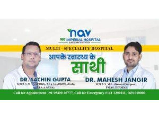 Best Joint Replacement Hospital in Jaipur | Nav Imperial Hospital