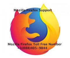 Mozilla Firefox Toll Free Number 1-888-405-9844