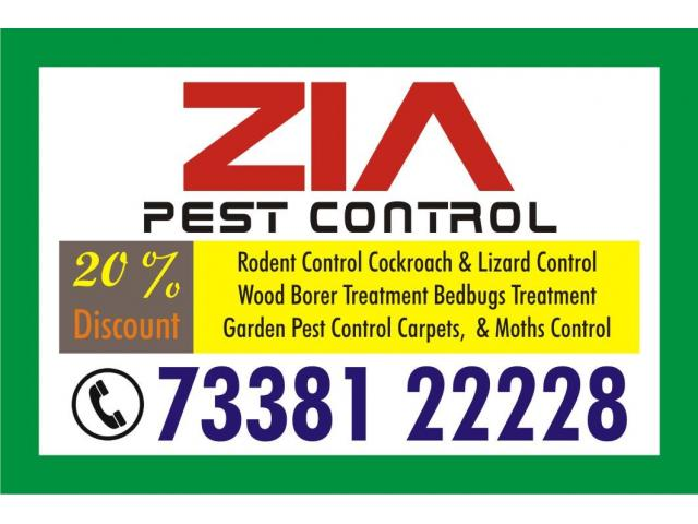 Zia Pest Control   100% effective and safe   1707   Office / Residence