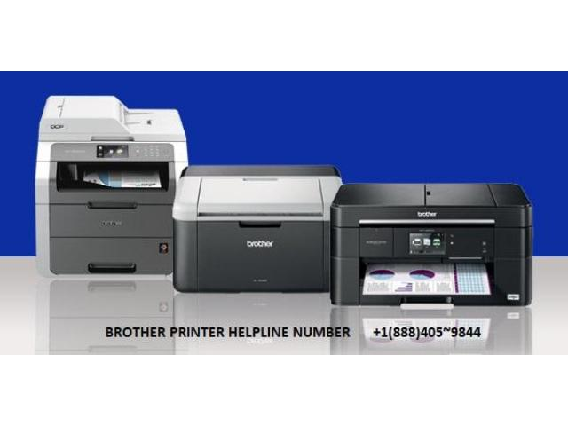 Brother Printer Helpline Number +1(888)~405-9844 | Toll Free Number