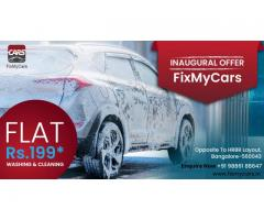 Car Cleaning Services Bangalore | Fixmykars.com