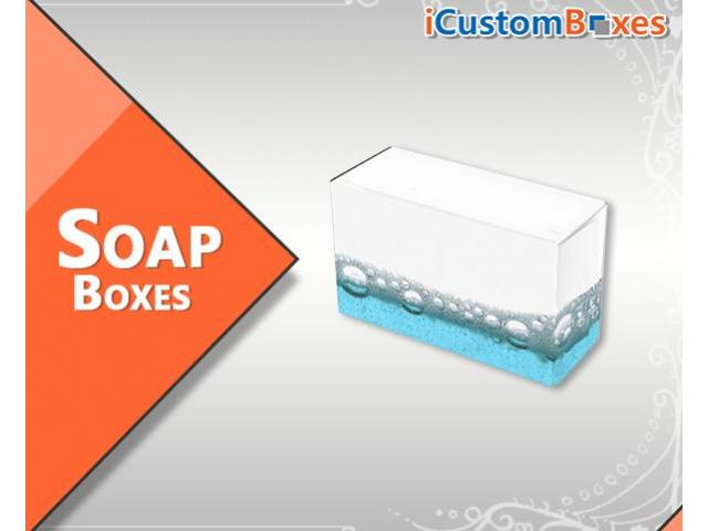 Buy Our Nature Friendly Soap Packaging Boxes at Wholesale