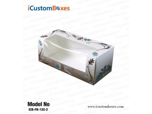 Get The 40% Discount on Custom Printed Donut Boxes