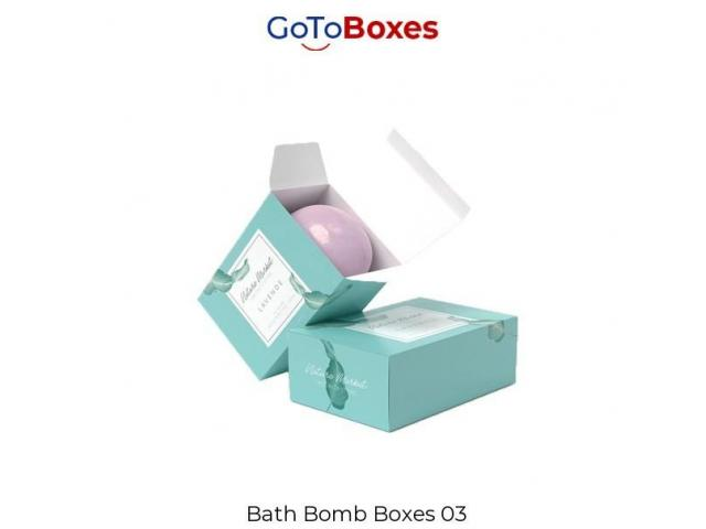 Get Bath Bomb Packaging Wholesale Free Shipping